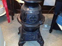 black-stove