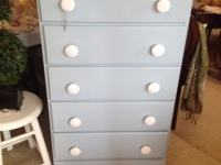 blue-five-drawer