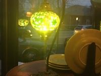 Love the lamp !