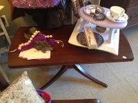mahog-coffee-table