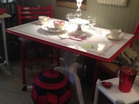 mid-century-red-and-white-table