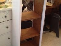 open-white-shelf