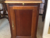vintage-mid-cenutry-table-cabinet-with-magazine-rack