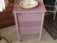 vintage-wicker-cabinet