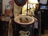 wash-basin