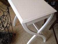 white-side-table-with-criss-cross