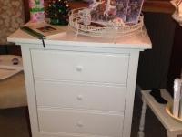 white-three-drawer